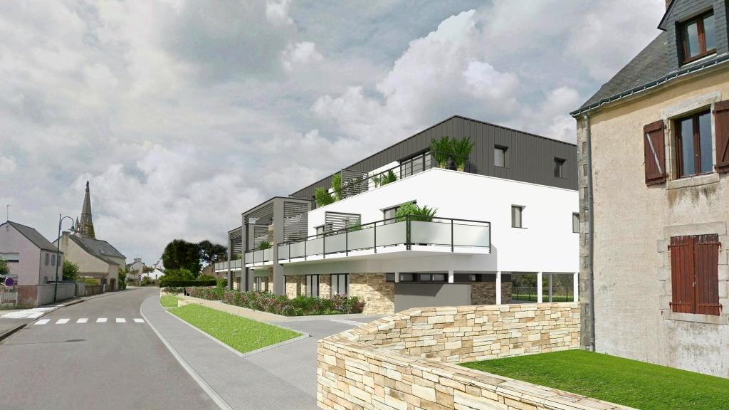 ATELIER 3D Graphiste Immobilier Vannes Arzon Maison De Sante 2k