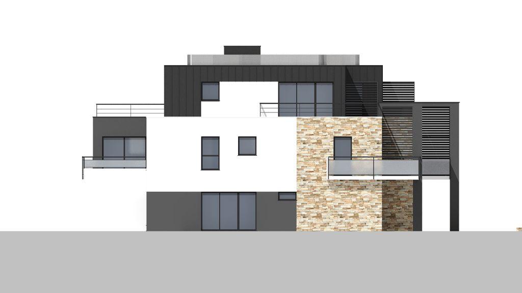 ATELIER 3D Graphiste Immobilier Vannes Arzon Maison De Sante Ouest