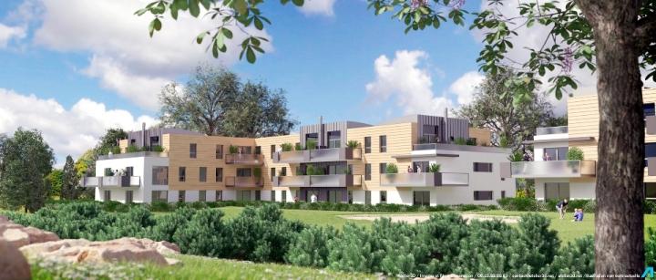 ATELIER 3D Graphiste Immobilier Vannes Auray Parc Victoria Jour 2k
