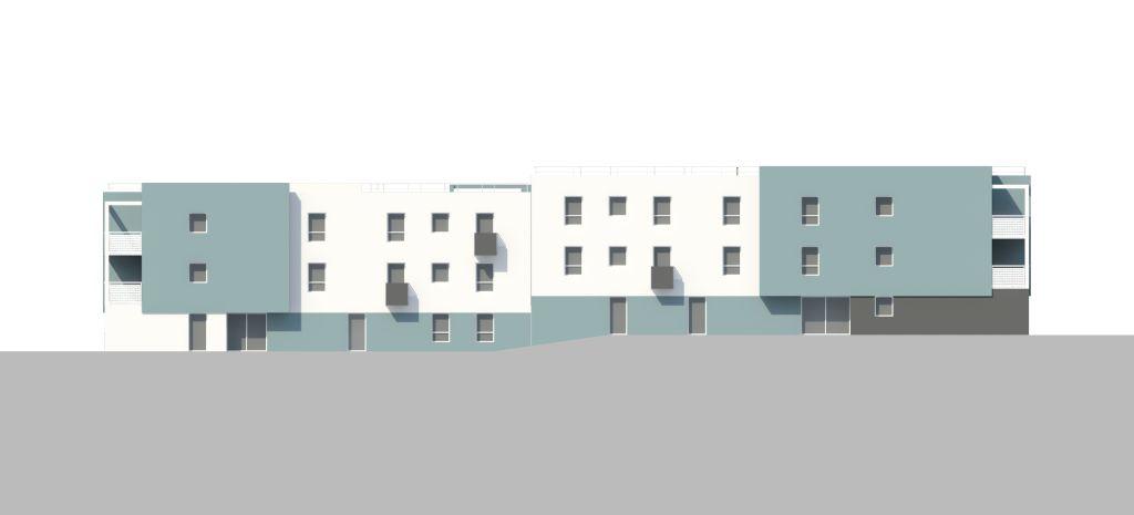 ATELIER 3D Graphiste Immobilier Vannes Bezidel Aiguillon BatAB Elevation Nord