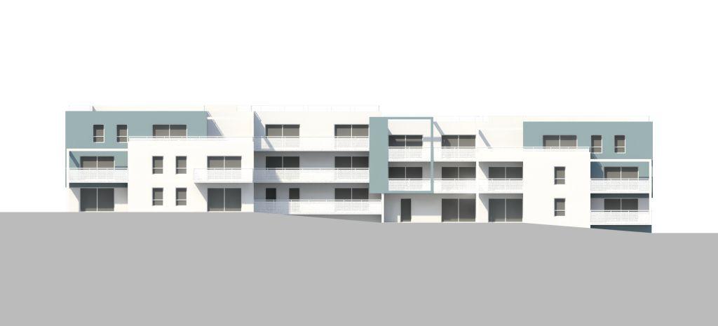 ATELIER 3D Graphiste Immobilier Vannes Bezidel Aiguillon BatAB Elevation Sud