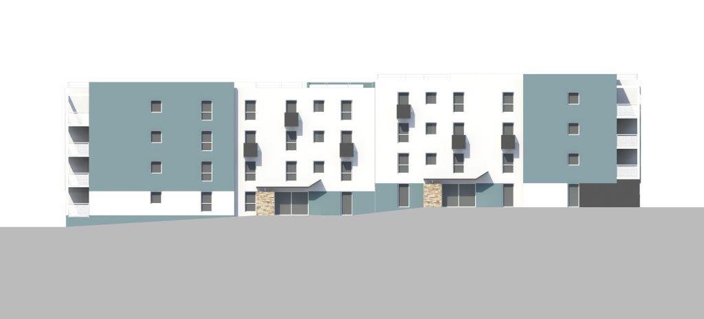ATELIER 3D Graphiste Immobilier Vannes Bezidel Aiguillon BatCD Elevation Nord