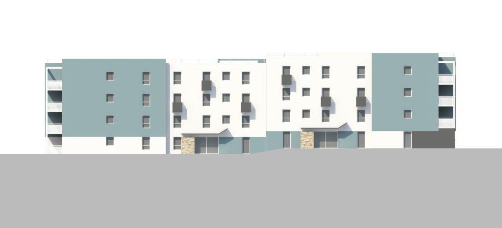 ATELIER 3D Graphiste Immobilier Vannes Bezidel Aiguillon BatEF Elevation Nord