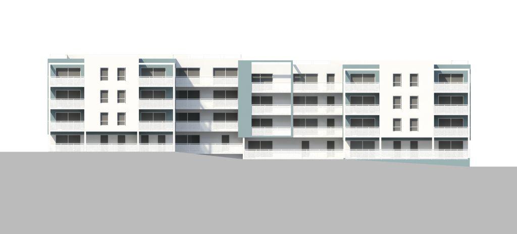 ATELIER 3D Graphiste Immobilier Vannes Bezidel Aiguillon BatEF Elevation Sud
