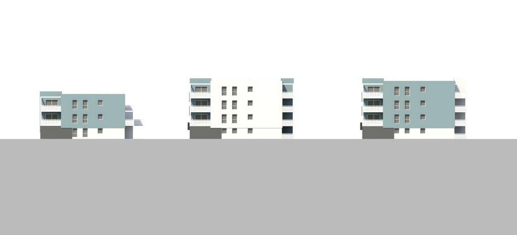 ATELIER 3D Graphiste Immobilier Vannes Bezidel Aiguillon Elevation Ouest