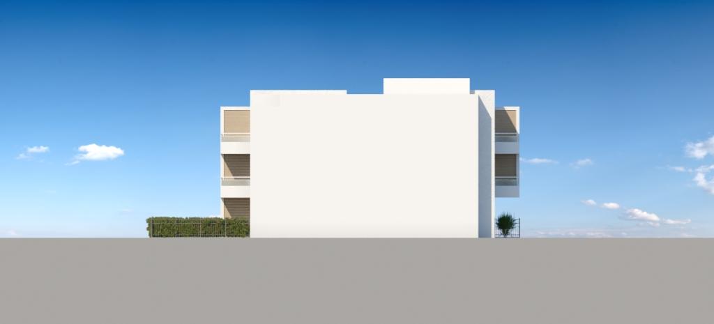ATELIER 3D Graphiste Immobilier Vannes Bezidel Promogim Batiment B Elevation Est