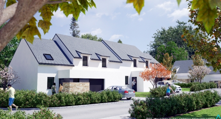 ATELIER 3D Graphiste Immobilier Vannes Brech Villa Verde Jour 2k