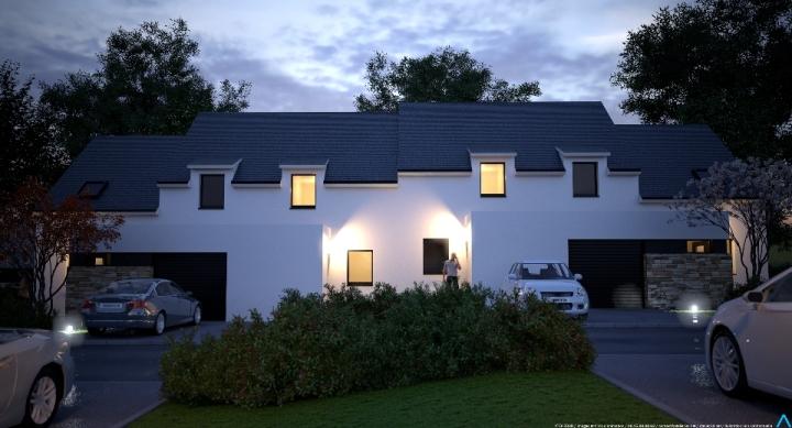 ATELIER 3D Graphiste Immobilier Vannes Brech Villa Verde Nuit2 2k