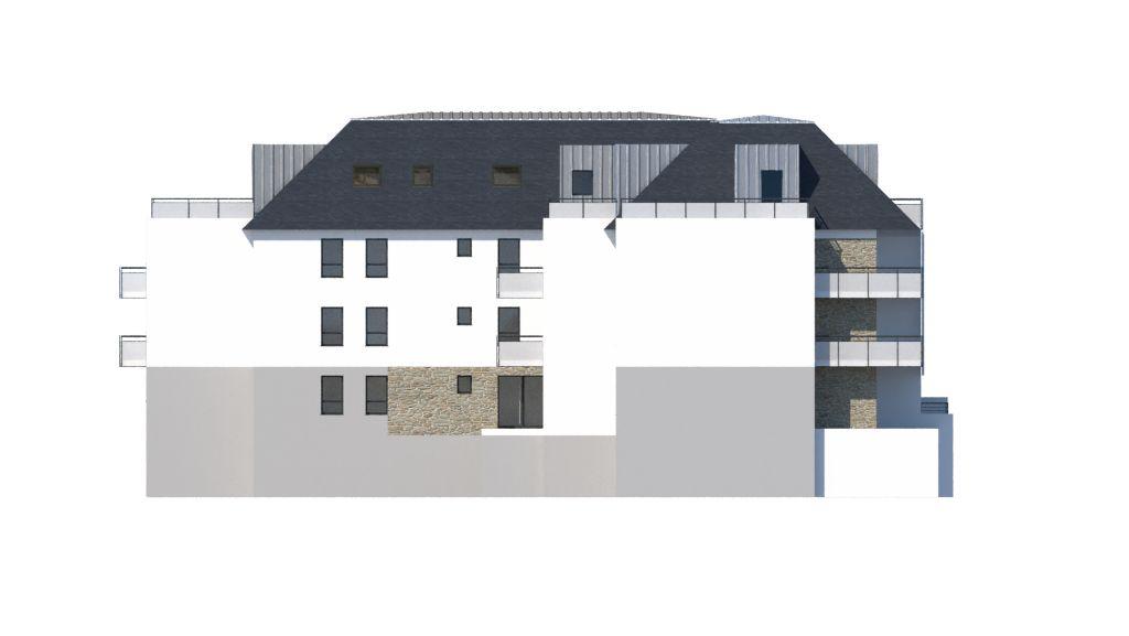ATELIER 3D Graphiste Immobilier Vannes Concarneau Ilot3 Facade Nord