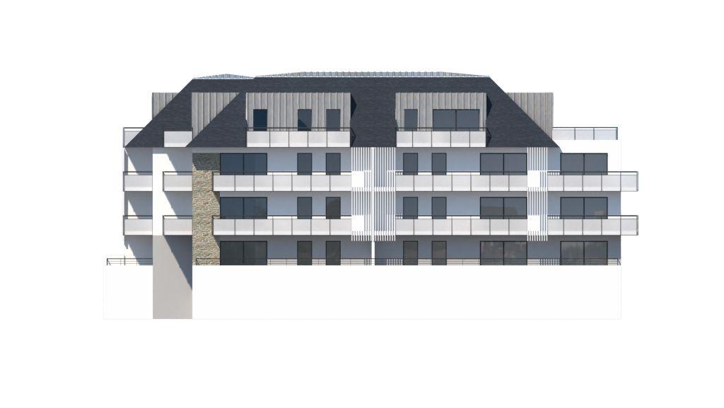 ATELIER 3D Graphiste Immobilier Vannes Concarneau Ilot3 Facade Sud