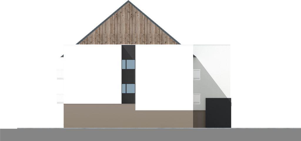 ATELIER 3D Graphiste Immobilier Vannes Dol De Bzh Foyer De Vie Elevation Nord