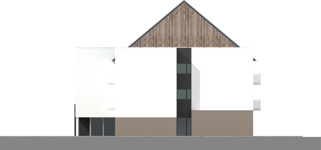 ATELIER 3D Graphiste Immobilier Vannes Dol De Bzh Foyer De Vie Elevation Sud