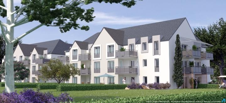ATELIER 3D Graphiste Immobilier Vannes Fondettes Les Cottages 1 2k