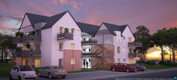 ATELIER 3D Graphiste Immobilier Vannes Fondettes Les Cottages 2 2k