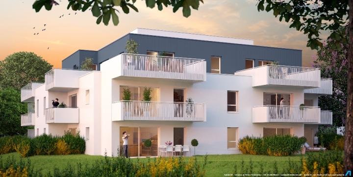 ATELIER 3D Graphiste Immobilier Vannes Kersec Bat B 2k