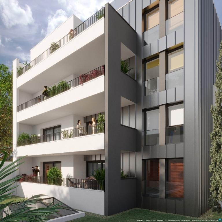 ATELIER 3D Graphiste Immobilier Vannes LeCristal BatA 001 2K