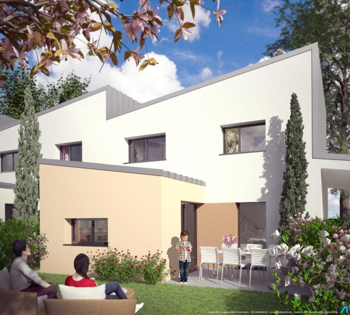 ATELIER 3D Graphiste Immobilier Vannes Liffre 21logements 2k