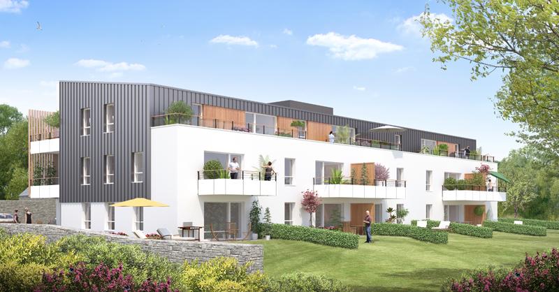 ATELIER 3D Graphiste Immobilier Vannes Perspective