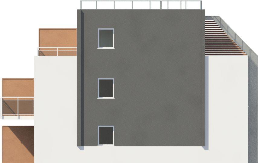 ATELIER 3D Graphiste Immobilier Vannes Vannes Cottage Elevation Est 2
