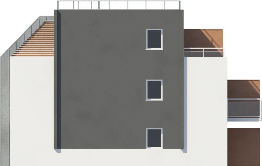 ATELIER 3D Graphiste Immobilier Vannes Vannes Cottage Elevation Ouest 2