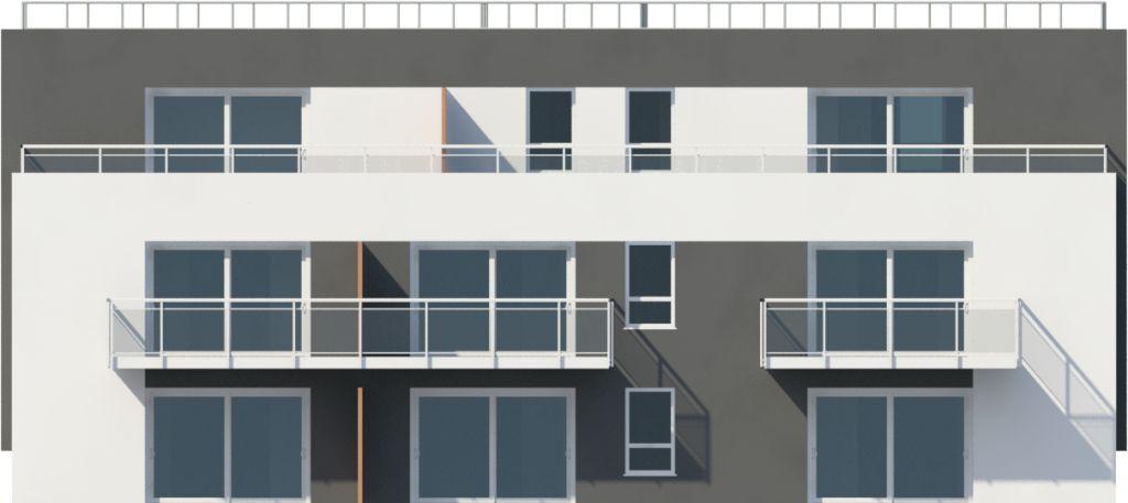 ATELIER 3D Graphiste Immobilier Vannes Vannes Cottage Elevation Sud 2