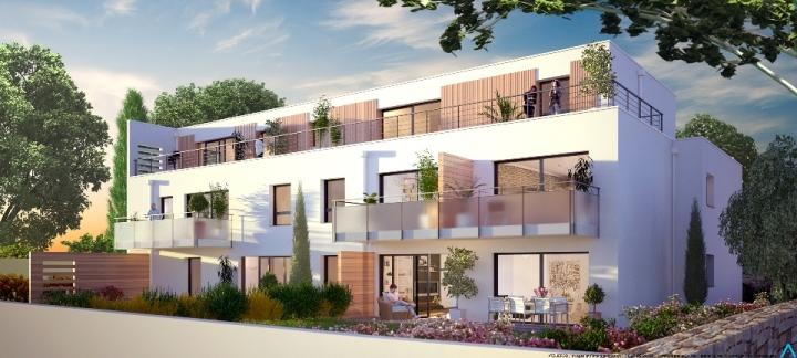 ATELIER 3D Graphiste Immobilier Vannes Vannes Villa Jeanne Arc Nuit 2 2k